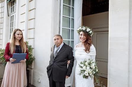 Fotografo di matrimoni Dimitri Finko (dimafinko). Foto del 25.02.2019