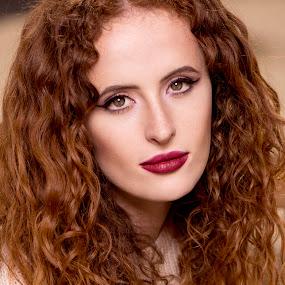 Carla by Michal Challa Viljoen - People Portraits of Women ( #eyes, #portraits, #hot, #beauty, #hair, #outdoors, #glamour, #colour, makeup, #style, #wow, #michalviljoenphotography, #body, #ocl, #nikon, #location, #makeup, curls, #glamourphotography, #sexy, #lighting, #work, #charm, #photography,  )