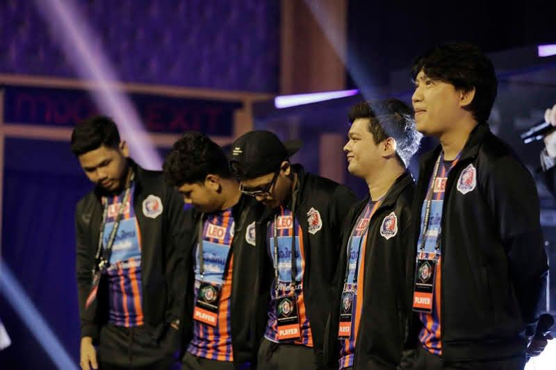 Thai E league Pro