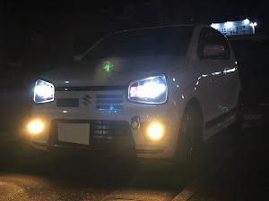 アルトワークス HA36S H30年 4WD MTのカスタム事例画像 リボーンさんの2020年10月29日19:43の投稿