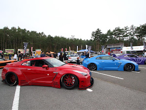NISSAN GT-R R35 ベースグレード・2008年のカスタム事例画像 LB★TAKAHIROさんの2018年10月18日06:45の投稿