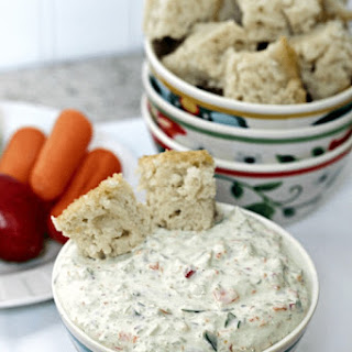 Garden Vegetable Spread