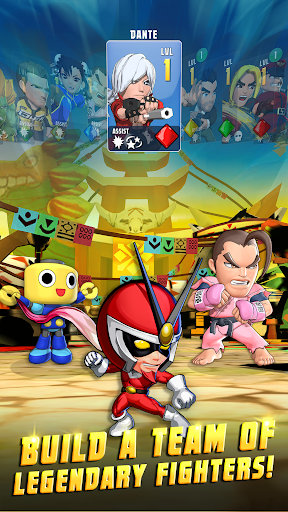 Puzzle Fighter 2.3 screenshots 5