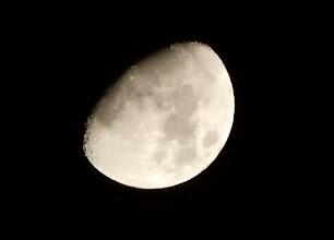 Photo: 今宵の月、十日夜月。
