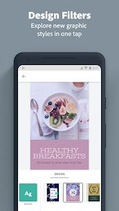 Adobe Spark Post: Graphic Design & Story Templates (MOD, Premium) v4.4.1 5