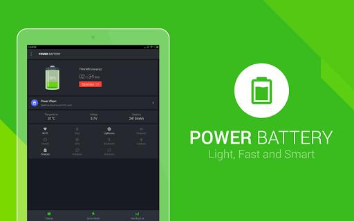 Power Battery - Battery Saver screenshot 06