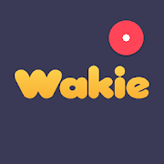Wakie Voice Chat – Talk to Strangers