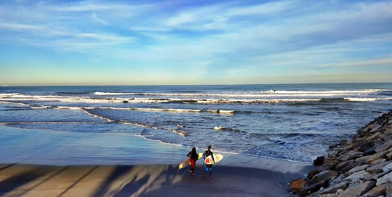 Surf a Valencia di KrissPad