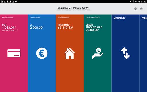 carte prépayée banque postale avis La Banque Postale – Applications sur Google Play