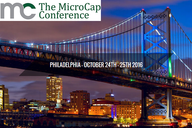 microcap conference