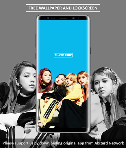 Black Pink Wallpapers KPOP 3.1 screenshots 3