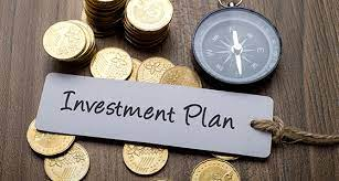 Go with an investment plan