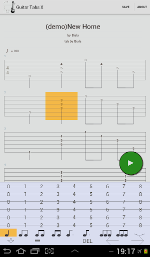 Guitar Tabs X 4.08 screenshots 16