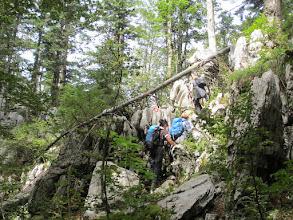 Photo: Povratak prema BIjelim stijenama