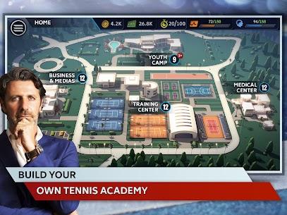 Tennis Manager 2019 MOD Apk 1.15.4356 (Unlimited Money) 7