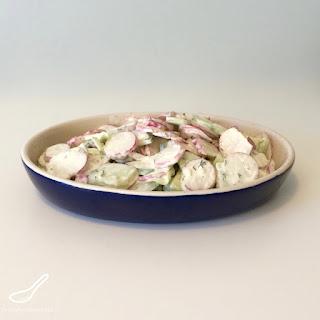 Russian Cucumber Salad Recipes