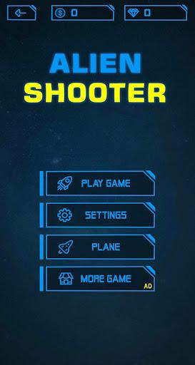 ud83dude80Space Hunter Alien Shooter War Galaxy Strikerud83dude80 1.2 screenshots 3