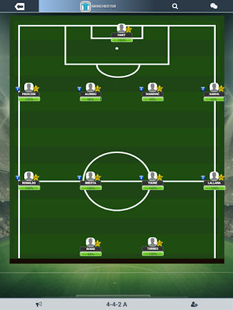 Soccer Manager Worlds 1.8 screenshot 415346