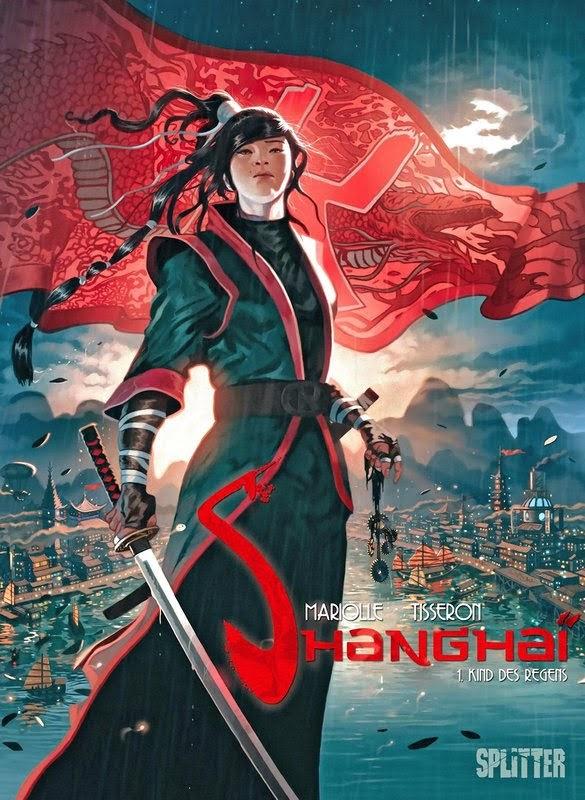 Shanghai (2011) - komplett