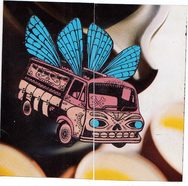 Photo: Mail Art 366 - Day 76, card 76a&b