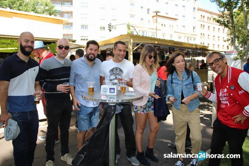 Feria Salamanca y ASPACE
