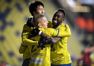 Amateurs van verdienstelijk Mandel United scoren 2x op Stayen, maar STVV stoot toch door na spannend slot