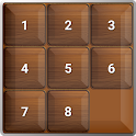 Slide Number Puzzle : Arrange Number in Order icon