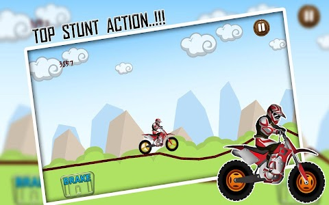 Speedy Bike Stunts : Hill Race v1.0
