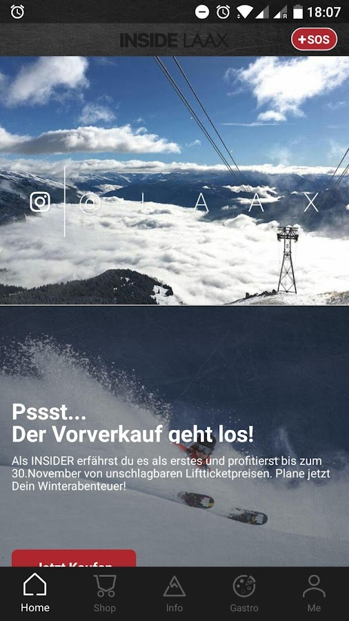 INSIDE LAAX- screenshot