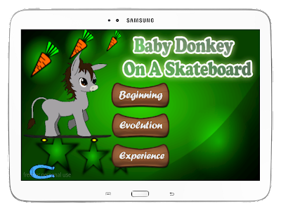 Baby Donkey On A Skateboard screenshot 17