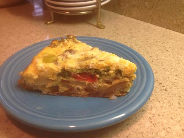 Greek Frittata - 2