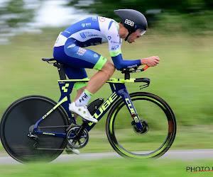 Belg rijdt naar podiumplaats in proloog Ronde van Oostenrijk