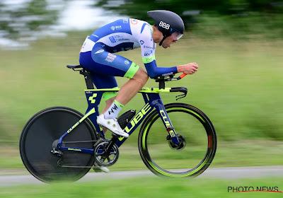 Pieter Vanspeybrouck komt slechts vier seconden tekort voor ritzege in Oostenrijk