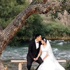 Wedding photographer Amanbol Esimkhan (amanbolast). Photo of 03.09.2018