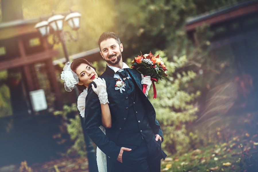 Wedding photographer Ciprian Dobrica (premierevideo). Photo of 05.05.2018