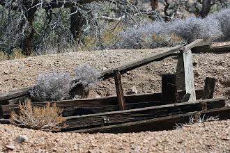 Photo: mining pit