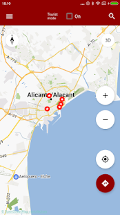 Alicante Map offline Apps on Google Play