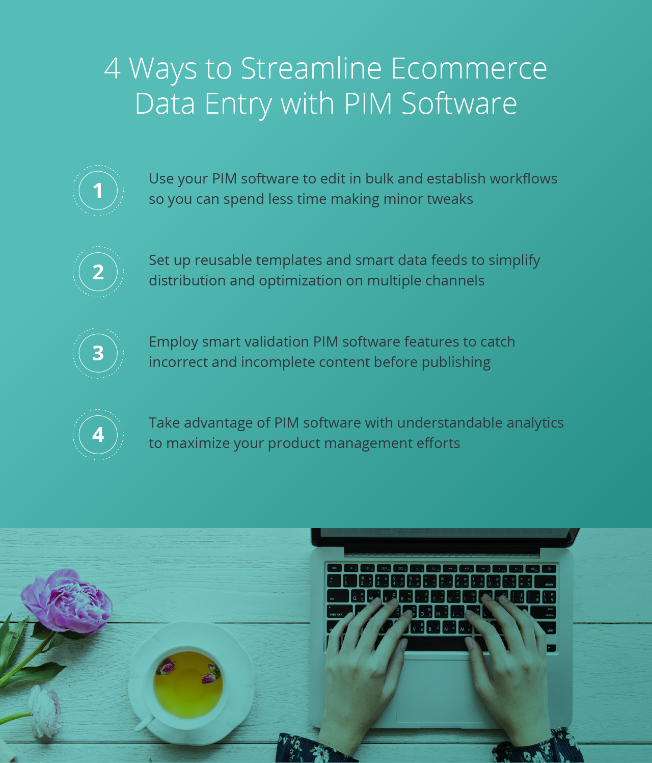 Streamline Ecommerce Data Entry