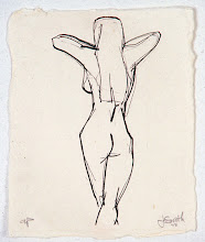 "Photo: ""Standing Gesture"" (serigraph)"