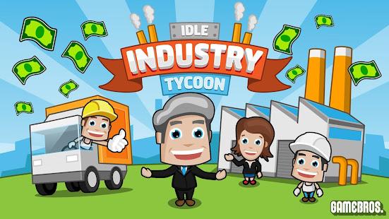 Idle Industry Tycoon Mod