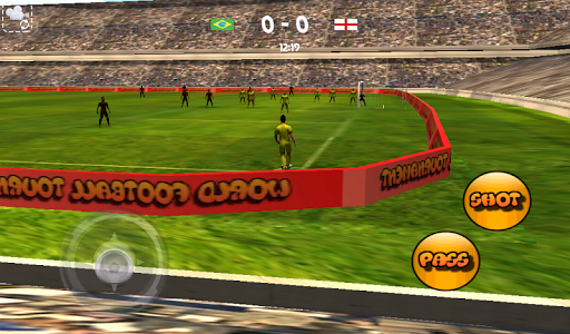 Free Real World Football Cup screenshot 12