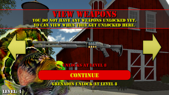 Zombie Turkey Outbreak- screenshot thumbnail