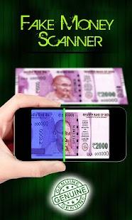 Fake Money Scanner - náhled