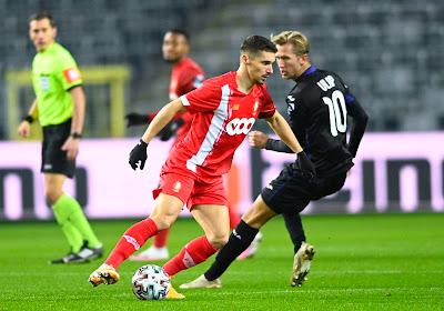 Très bonne nouvelle pour le Standard de Liège avant la réception du Sporting de Charleroi