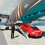 Airplane Car Transporter Game - Car Transport Sim Icon