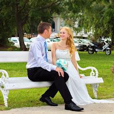 Wedding photographer Vitaliy Shafran (Shafran). Photo of 16.10.2015