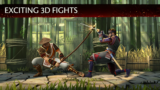 Shadow Fight 3 Apk Mod MENU ( Inimigos Fracos) 7