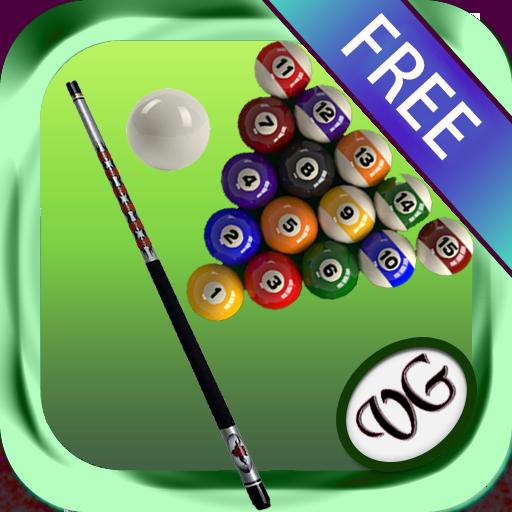 ビリヤードプロ:キューボール 體育競技 App LOGO-APP試玩