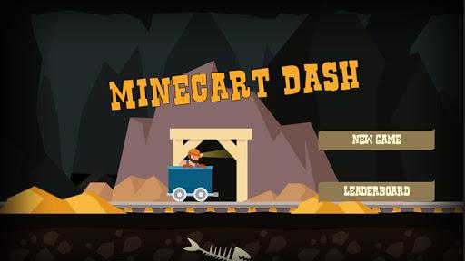 Minecart Dash Pro