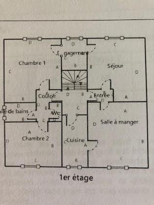 Location appartement 4 pièces 93 m2